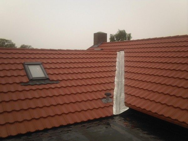 Stalen dakpannen Gramsbergen